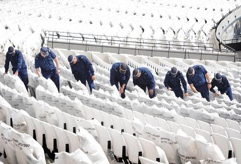Security Jobs at 2012 Olympic Games