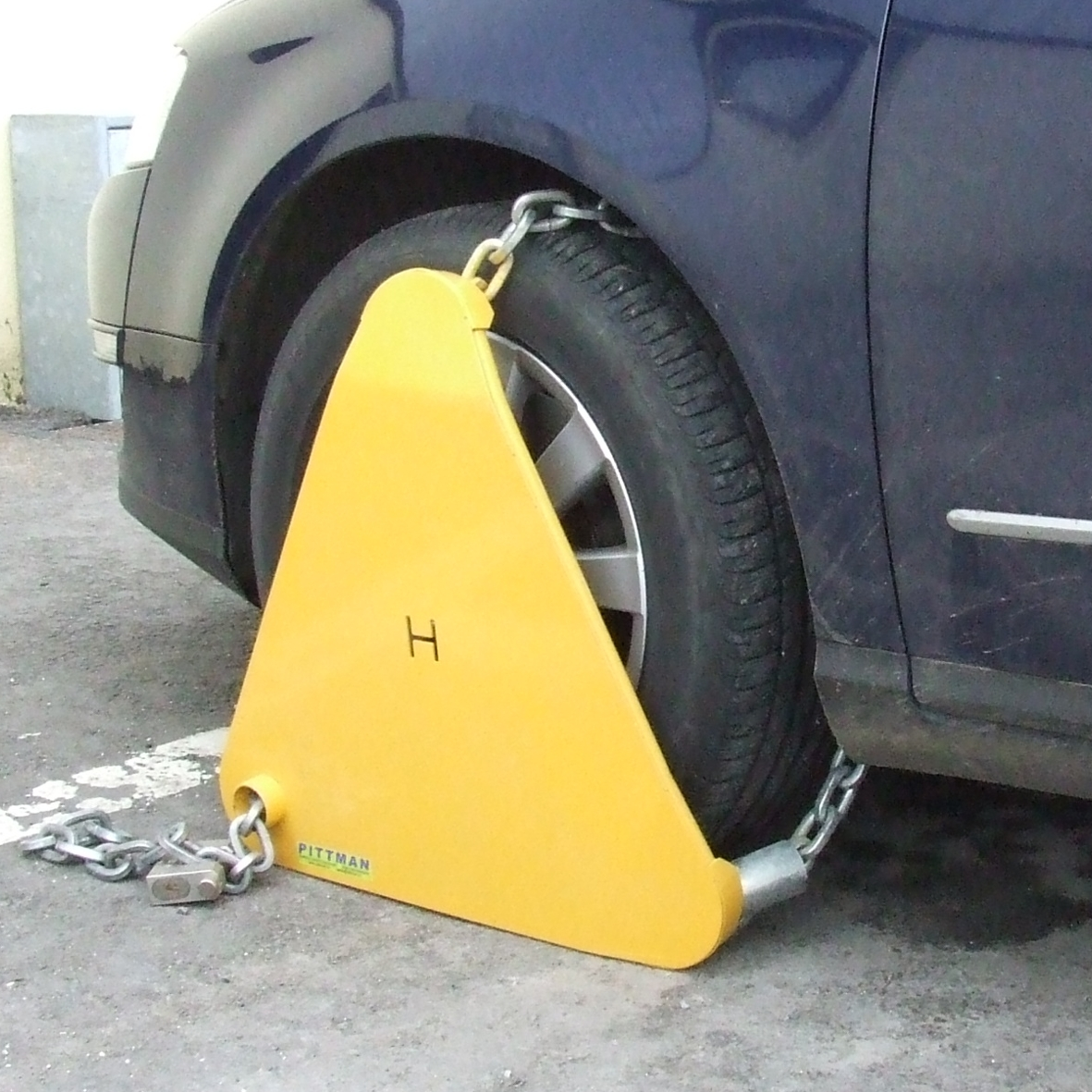 Vehicle Immobiliser Licence